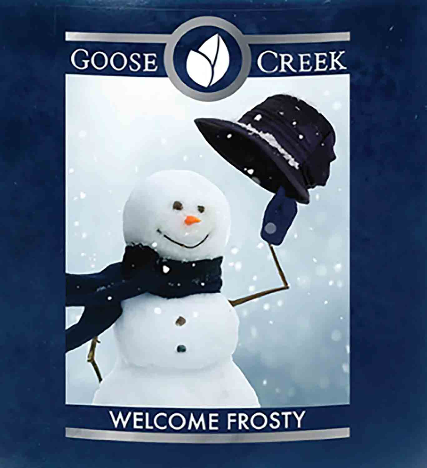Crumble vosk Goose Creek Welcome Frosty USA 22 g