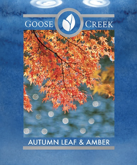 Crumble vosk Goose Creek Autumn Leaf & Amber 22g