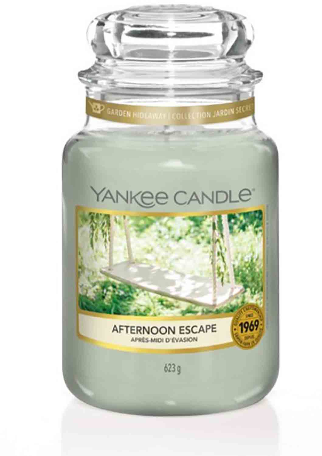 Vonná svíčka Yankee Candle  Afternoon Escape 623g