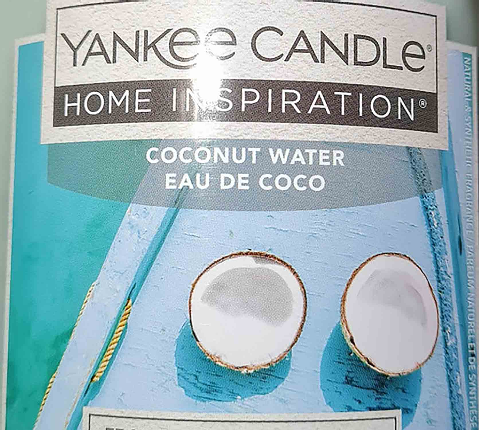 Crumble vosk Yankee Candle Coconut Water 22g