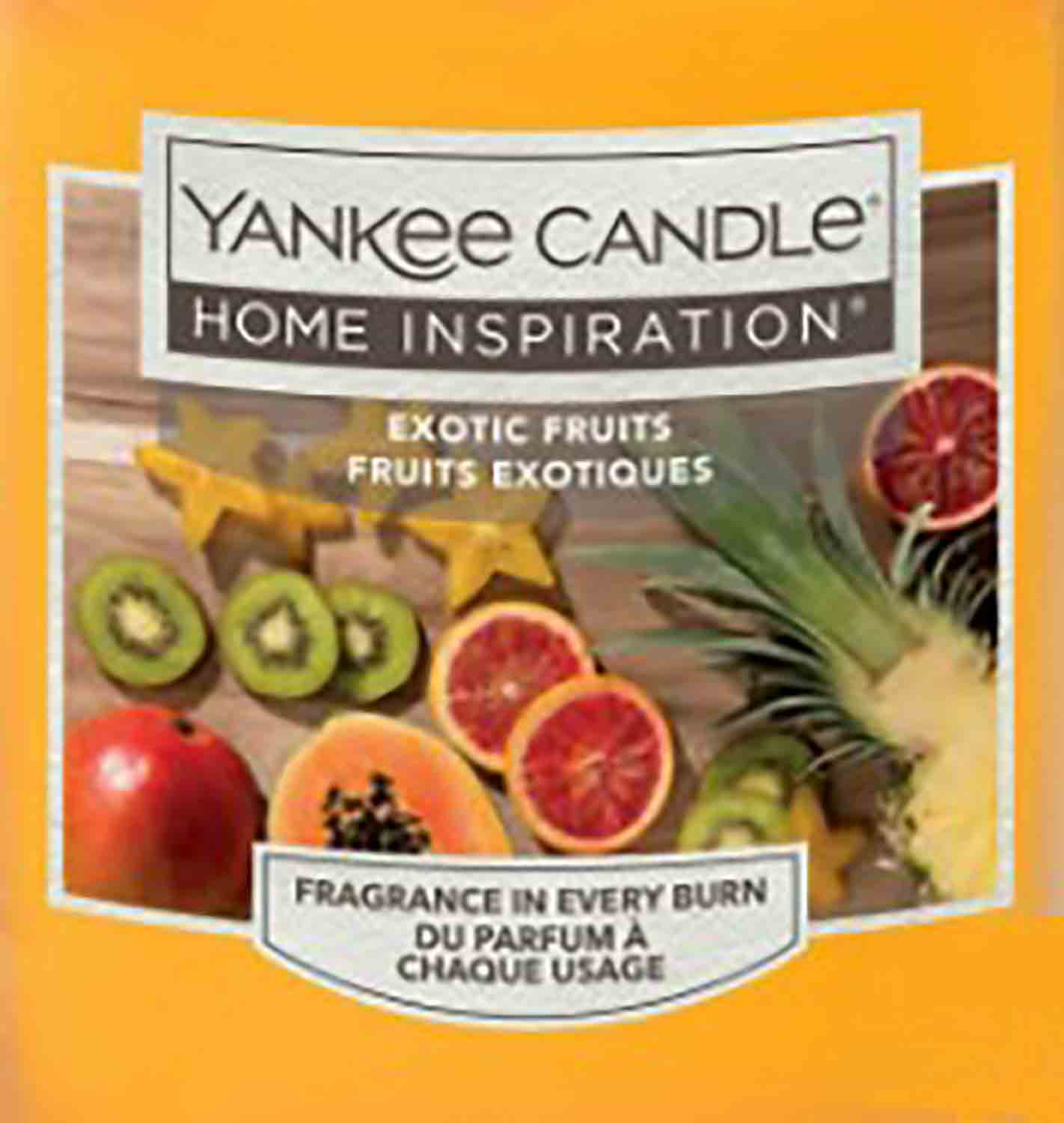 Crumble vosk Yankee Candle Exotic Fruits 22g