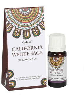 Vonný olej California White Sage 10 ml