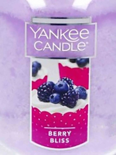 Crumble vosk Yankee Candle Berry Bliss 22g