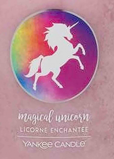 Crumble vosk Yankee Candle Magical Unicorn 22g