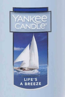 Crumble vosk Yankee Candle Life's A Breeze 22g