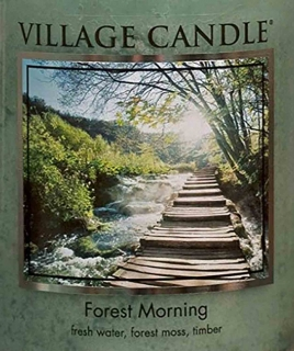 Crumble vosk Village Candle Forest Morning USA 22 g