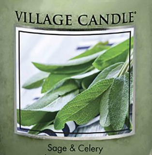 Crumble vosk Village Candle Sage & Celery USA 22 g