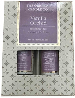 Vonný olej The Original Candle Co. Vanilla Orchid 2x15ml