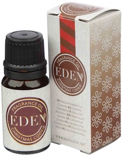Vonný olej Eden Christmas Cookie 10 ml
