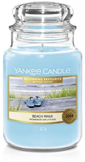 Yankee Candle Beach Walk 623g Assorted
