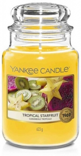 Yankee Candle Tropical Starfruit 623g Assorted
