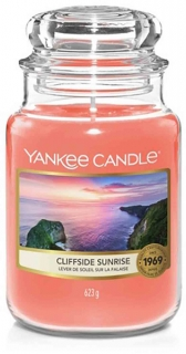 Yankee Candle Cliffside Sunrise 623g Assorted