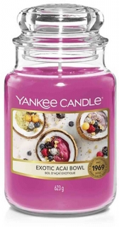 Yankee Candle Exotic Acai Bowl 623g Assorted