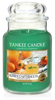 Yankee Candle Alfresco Afternoon 623g Assorted