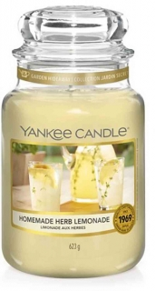 Yankee Candle Homemade Herb Lemonade 623g Assorted